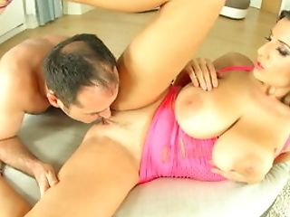 Big Tits, Couch, Cum On Tits, Dress, Hardcore, Sensual Jane,