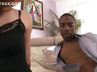 Amazing pornstar Leenuh Rae in best interracial, brazilian xxx video