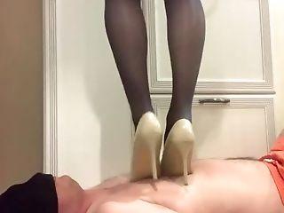 Amateur, BDSM, Bondage, Boots, Dirty, Domination, Feet, Foot Fetish, Game, High Heels,