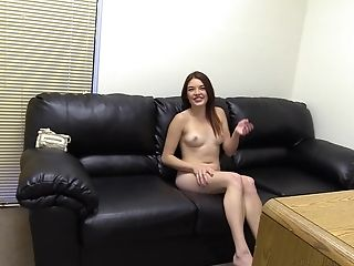 Horny babe Kylee enjoys masturbating with different toys