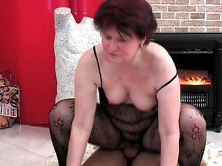 Granny, Mature,