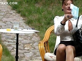 Amazing pornstars Leony Dark, Terra Sweet and Barra Brass in horny outdoor, brazilian porn movie
