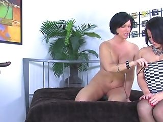 Shay Fox with gigantic tits knows no limits when it comes to fucking with her hard dicked sex partner