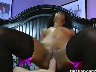 Horny pornstar Misty Stone in Fabulous Stockings, Hardcore porn scene