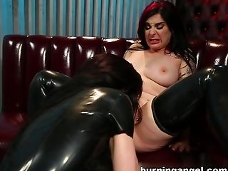 Amazing pornstar Aiden Ashley in Fabulous HD, BDSM adult movie