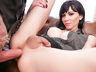 TS Bailey Paris Fucked And Dominated