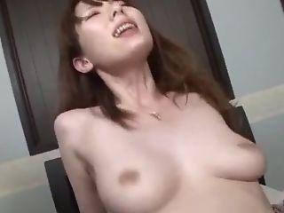 Yui Hatano craves for cock inside her hairy vagina