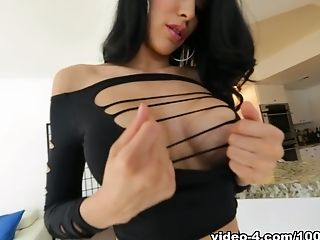 Best pornstar Heather Vahn in Fabulous Latina, POV porn video
