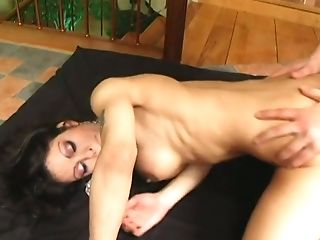 Anal Sex, Boots, Doggystyle, Ladyboy, Shemale,