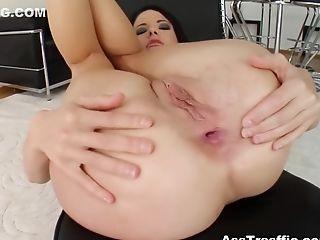 Anal Sex, Hardcore, HD, Liz Valery,