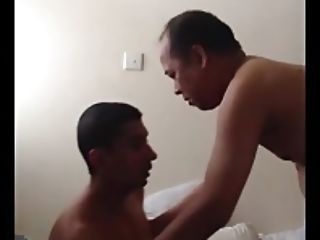 Indian gay sucking, rimming a filipino top
