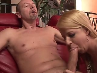 Incredible pornstar Anita Blue in amazing facial, blonde porn movie