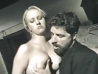 Priest fucks Alba Foster: scene from 'Il Confessionale'