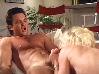Seductive Christy Canyon yelling when refined hardcore in mmf porn