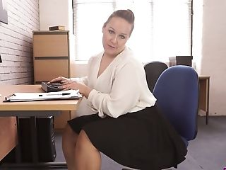 Ashley Rider, Ass, BBW, Big Tits, Boots, Brunette, Chubby, Clit, Fingering, Hairy,