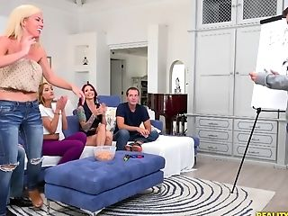 Fabulous pornstars Chloe Amour, Brad Knight, Monique Alexander in Amazing Big Tits, Facial xxx movie