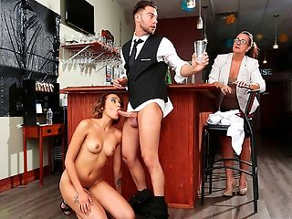Sneaky Sex – Wet Bar