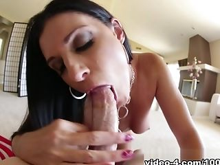 Incredible pornstar India Summer in Amazing Brunette, MILF porn video