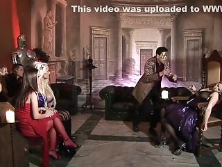 Fabulous pornstars Jamie Brooks, Sasha Rose and Amy Azurra in hottest dp, blonde porn clip