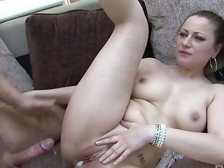 Just ordinary United Kingdom GF Lara Jade Deene is fucked doggy style
