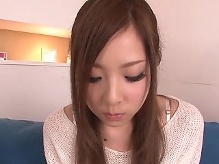 Exotic Japanese girl Marin Omi in Horny JAV uncensored Group Sex clip