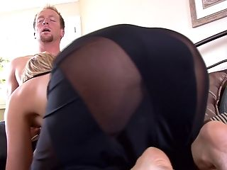 Kelly Madison bends over for a great sexual experience